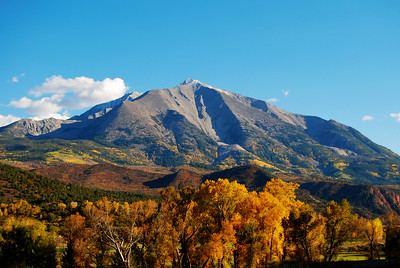 Autumn Becomes Mount Sopris
