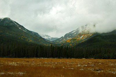 First Days of Autumn, Never Summer Mountains