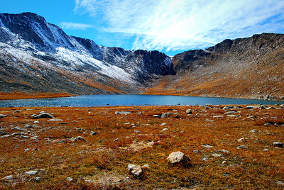 Summit Lake, Mt. Evans