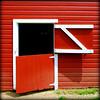 Barn Door Ajar
