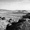 Yuma River Valley, Dinosaur Nat'l Monument, B&W