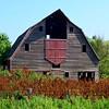 Loess Hills, Iowa, Barn 3