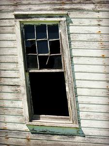 Expressive Slanted Window