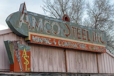 Amco Steel, Inc. Midvale, Utah