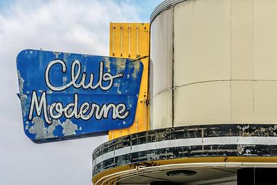 Club Moderne, Anaconda, Montana