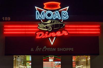 Moab Diner, Moab, Utah