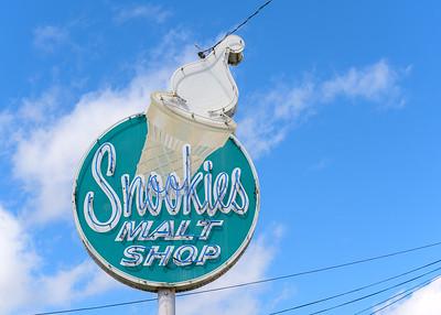 Snookies Malt Shop, Des Moines, Iowa