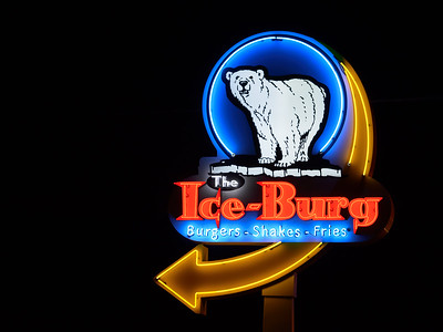 The Ice-Burg, Walla Walla, WA