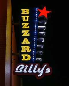 Buzzard Billy's, Des Moines, Iowa