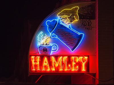 Hamley Cafe, Pendleton, Oregon