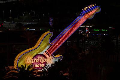 Hard Rock Hotel and Casino, Las Vegas, NV
