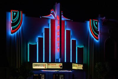 Liberty Theater, Hailey, Idaho #1