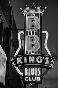 BB King's Blues Club, Memphis, TN