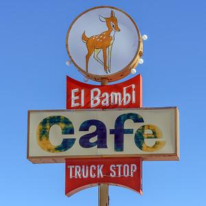 El Bambi Cafe & Truck Stop, Beaver, Utah