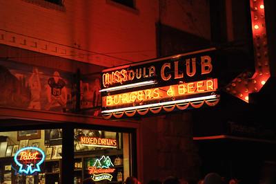 Missoula Club, Missoula, Montana