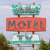 Waller's Motel, Hammett, Idaho