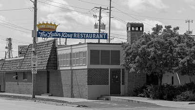 The Latin King Restaurant, Des Moines, Iowa