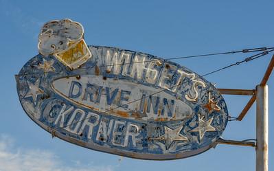 Winget's Korner Drive Inn, Fillmore, Utah