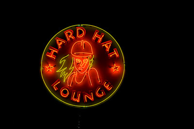 Hard Hat Lounge, Las Vegas, Nevada