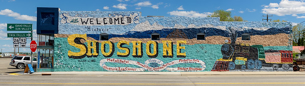 Welcome To Shoshone Idaho