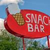 Snack Bar, Shoshone, Idaho