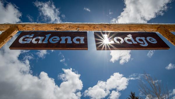 Galena Lodge, Sun Valley, Idaho