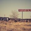Standard Oil Products Sign, Arizona