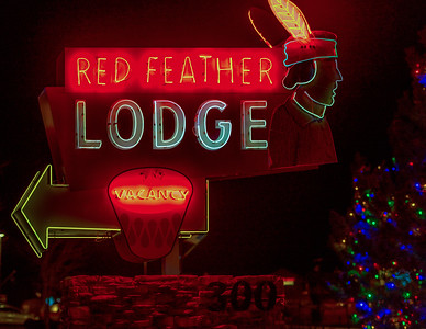 Red Feather Lodge, Tusayan, Arizona