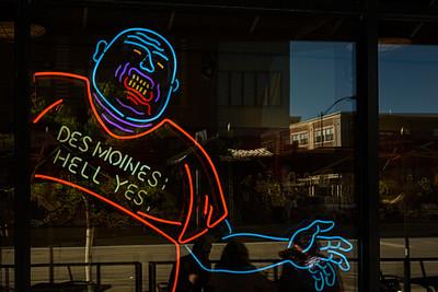 Zombie Burger, Des Moines, Iowa