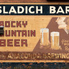 Sladich Bar, Anaconda, Montana