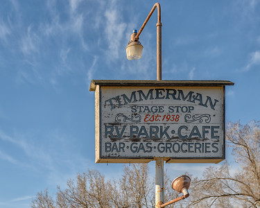 Timmerman Stage Stop