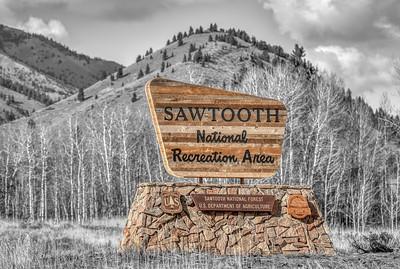 Sawtooth National Recreation Area, Idaho