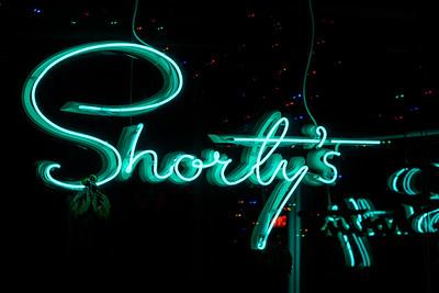 Shorty's Diner, Hailey, Idaho