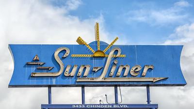 Sun-Liner Motel, Boise, Idaho