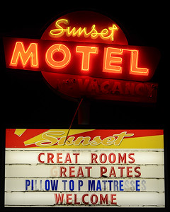 Sunset Motel, Clarkston, Washington
