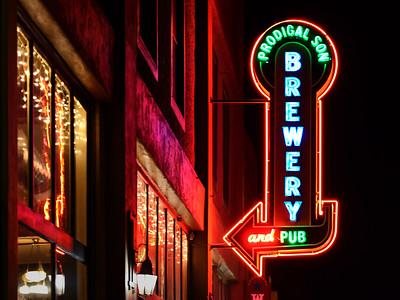 Prodigal Son Brewery, Pendleton, WA
