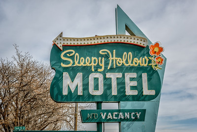 Sleepy Hollow Motel, Green River, Utah