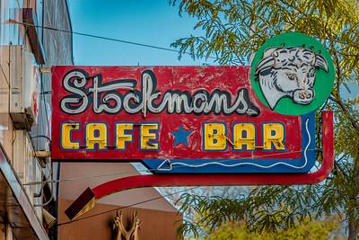Stockman's Bar, Missoula, Montana