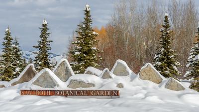 Sawtooth Botanical Garden, Ketchum, Idaho