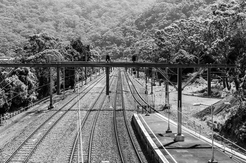 Mountain railroad