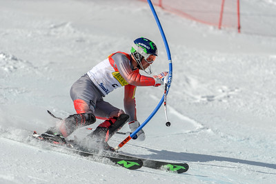 David Chodounsky - 2016 US Alpine Championships Men's Slalom