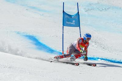 Kipling Weisel - 2016 US Alpine Championships Men's GS