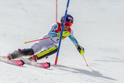 Mikaela Shiffron - 2016 US Alpine Championships Women's Slalom