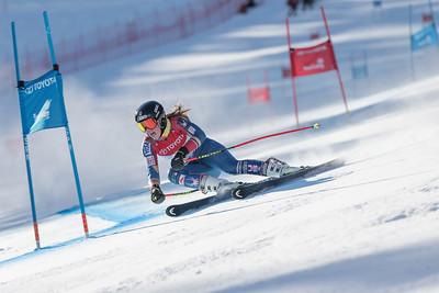 AJ Hurt - 2018 US Alpine Championships Women's GS