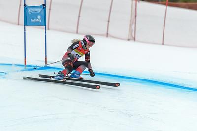 Tegen Palmer - 2016 US Alpine Championships Women's GS