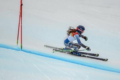 Haley Cutler - 2016 US Alpine Championships Women's GS