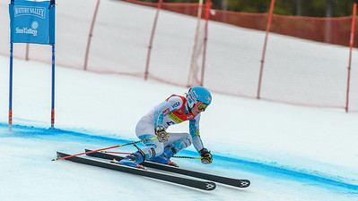 Megan McJames - 2016 US Alpine Championships Women's GS