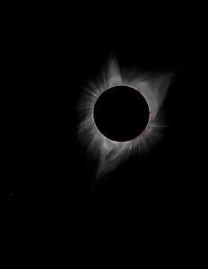 Total Solar Eclipse - Corona and Regulus - August 21, 2017 #2
