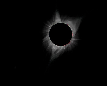 Total Solar Eclipse - Corona and Regulus - August 21, 2017 #1