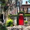 Red Door of Savannah